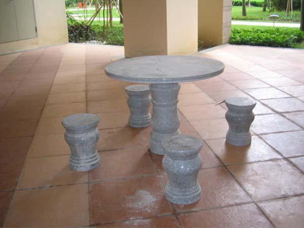 石桌使用案例