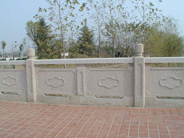 湖北石栏杆厂家来说说石栏杆有哪些特点